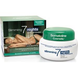 Somatoline Cosmetic Εντατικό Αδυνάτισμα σε 7 Νύχτες  Intensive 7 nights Slimming 400ml