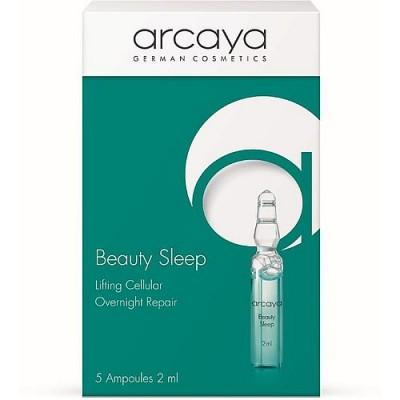 ARCAYA Beauty Sleep Lifting Cellular Overnight Repair Συμπύκνωμα δραστικών ουσιών για τη νύχτα 5 ampoules x 2ml