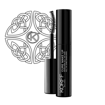 KORFF CURE MAKE UP All in One Mascara 10ml