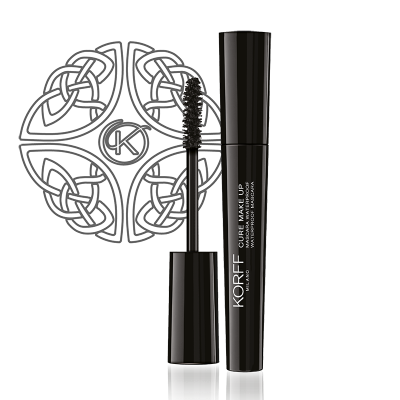 KORFF CURE MAKE UP Waterproof  Mascara , Μάσκαρα 9ml