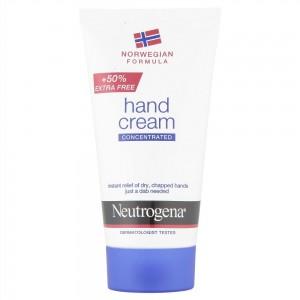 NEUTROGENA HAND CREAM +50% EXTRA FREE SCENTED με άρωμα 75ml