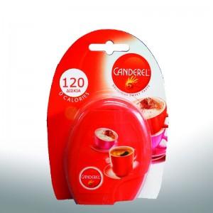 CANDEREL Υποκατάστατο ζάχαρης 120 ΔΙΣΚΙΑ