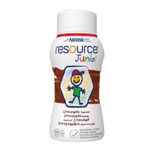Nestle Resource Junior chocolate Έτοιμο παιδικό ρόφημα σοκολάτας 200ml