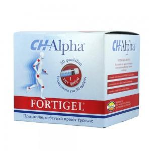 VivaPharm CH Alpha Fortigel υδρολυμένο κολλαγόνο για την υγεία των αρθρώσεων και των συνδέσμων 750 ml 30mlx25ml