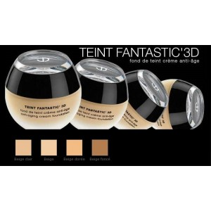 DESSANGE TEINT FANTASTIC' 3D anti-age cream foundation  BEIGE DOREE 28ml