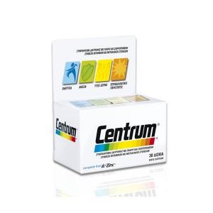 CENTRUM A to Zinc 30 δισκια