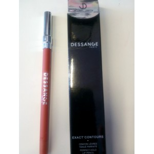 DESSANGE EXACT' CONTOURS Long-lasting lip pencil Μολύβι χειλιών Corail Canyon L 08,1.2gr