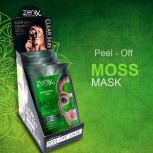 Πράσινη Μάσκα-Moss Mask Peel οff,   Professional Care, Καθαρισμού Προσώπου 15gr