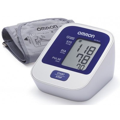 Omron M 2 Basic Intellisense HEM 7120-Ε  Fully Au...