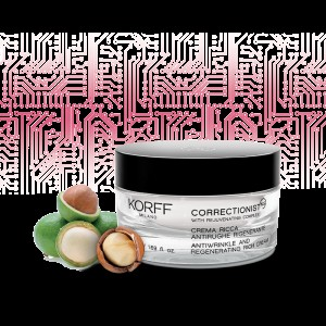 KORFF CORRECTIONIST NG ΠΛΟΥΣΙΑ αντιρυτιδική και αναζωογονητική κρέμα , 24 ωρών για στεγνές & ευαίσθητες με Rejuvenating Complex, 50ml