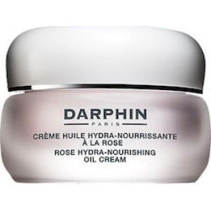DARPHIN Essential Oil Elixir Rose Hydra-Nourishing Oil Cream Κρέμα Ελαίου Πλούσια σε Βιταμίνες που Θρέφει την Επιδερμίδα 50ml