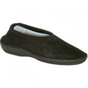Παπούτσια NATURATA  πλεκτά γυναικεία μαύρα (μοντέλο 2100Α) 35-42.