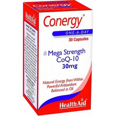 HEALTH AID CONERGY Co-Q10 30mg 30caps