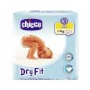 CHICCO Πάνες Dry Fit No3 για 4-9kg, 21 τεμάχια