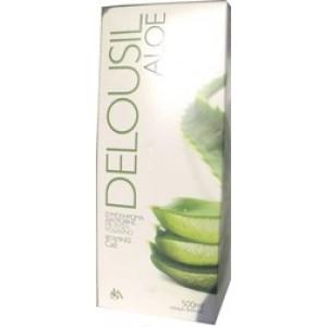 Delousil Aloe Vera με Βιταμίνη C & E, Γεύση Ροδάκινο 500ml